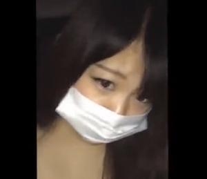 素人娘にセンズリ顔射する個人撮影動画w